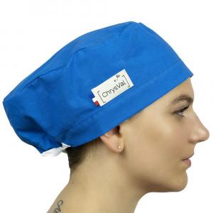 "Calot Couvrant ""Bleu France"""