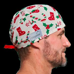 """Calot """"Bottes de Noël"""""""